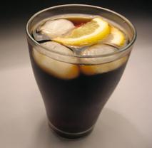 Zuckerhaltige Softdrinks