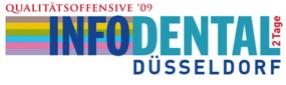Logo InfoDental Düssedorf 2007
